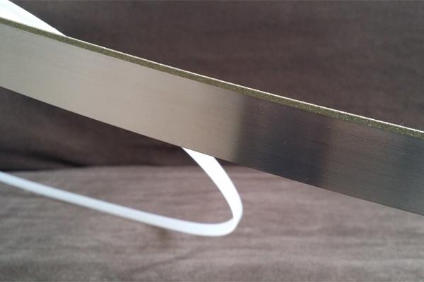 锯切单(多)晶硅带锯条