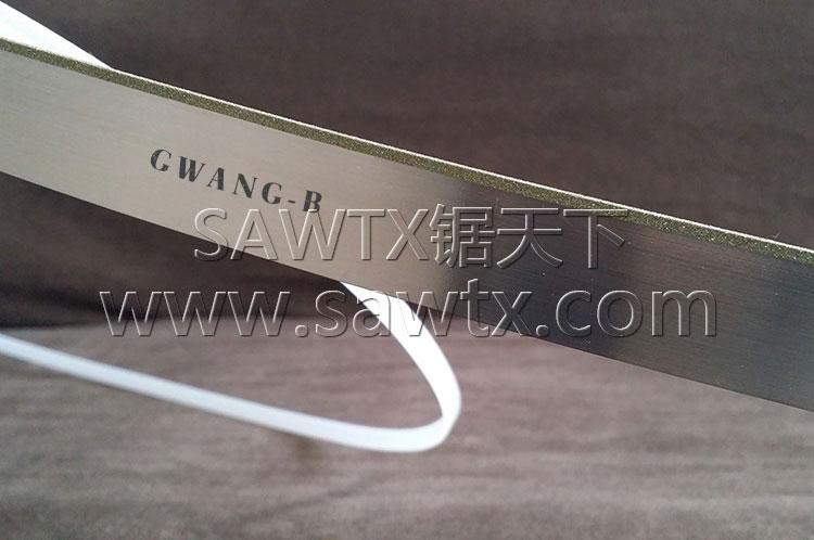 金刚石锯条GWANG-B